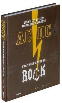 AC/CD DESDE LOS INICIOS HASTA ROCK OR BUST- (EMPASTADO)
