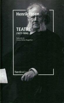 TEATRO (1877-1890)                        (EMPASTADO)
