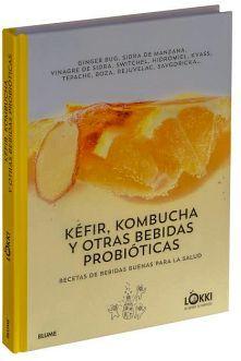 KEFIR, KOMBUCHA Y OTRAS BEBIDAS PROBIOTICAS (EMPASTADO)