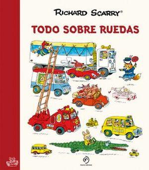 TODO SOBRE RUEDAS                         (GF/EMPASTADO)