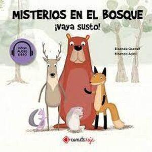 MISTERIOS EN EL BOSQUE -¡VAYA SUSTO!-     (EMPASTADO)