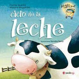 CICLO DE LA LECHE                         (COL.DONDE VAMOS/EMP.)