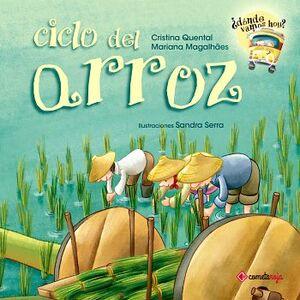 CICLO DEL ARROZ                           (COL.DONDE VAMOS/EMP.)