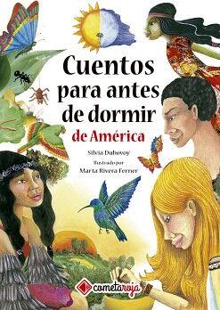 CUENTOS PARA ANTES DE DORMIR -DE AMERICA- (EMPASTADO)