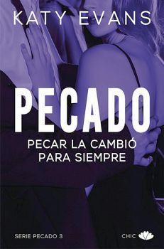 PECADO -PECAR LA CAMBIO PARA SIEMPRE-     (SERIE PECADO 3)