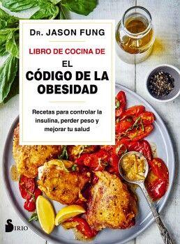 LIBRO DE COCINA DE EL CODIGO DE LA OBESIDAD -RECETAS-