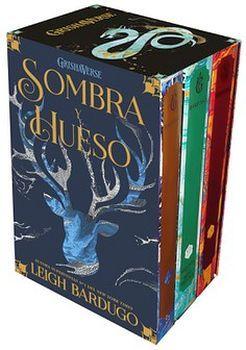 PAQUETE SOMBRA Y HUESO -TRILOGIA COMPLETA- (C/3 LIBROS)