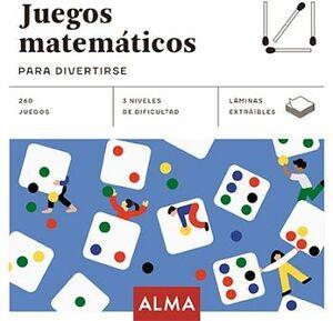 JUEGOS MATEMATICOS -PARA DIVERTIRSE-