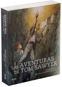 AVENTURAS DE TOM SAWYER, LAS -ILUSTRADO-  (COL. CLASICOS)
