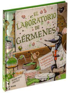 LABORATORIO DE GERMENES, EL -LA ESPANTOSA HISTORIA- (EMPASTADO)