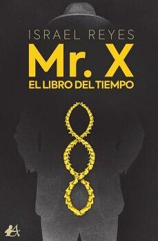 MR. X. EL LIBRO DEL TIEMPO