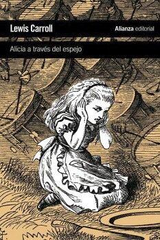 ALICIA A TRAVES DEL ESPEJO                (BOLSILLO)