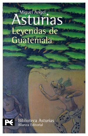 LEYENDAS DE GUATEMALA   3460397