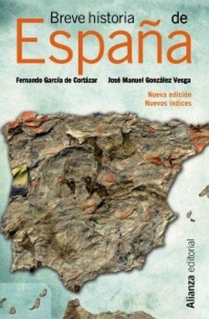 BREVE HISTORIA DE ESPAÑA  (COL. 2013)