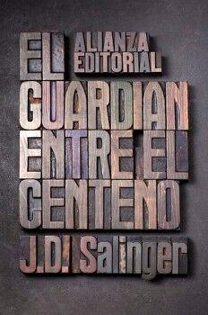 GUARDIAN ENTRE EL CENTENO, EL -EL LIBRO DE BOLSILLO-