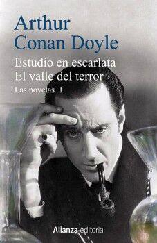 ESTUDIO EN ESCARLATA/EL VALLE DEL TERROR -LAS NOVELAS 1- (2013)