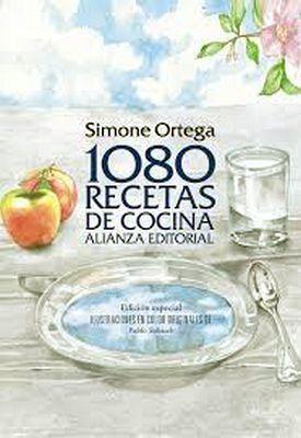 1080 RECETAS DE COCINA (EMPASTADO/ED. ESPECIAL)