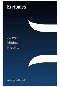 ALCESTIS/MEDEA/HIPOLITO  (BOLSILLO)