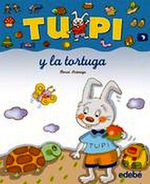 TUPI Y LA TORTUGA                        (LETRA CURSIVA)