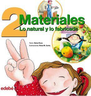 2 MATERIALES -LO NATURAL Y LO FABRICADO-