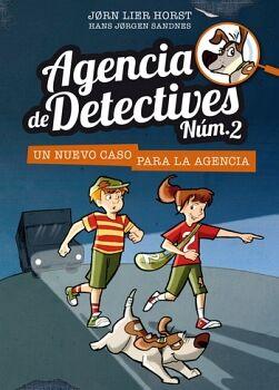 AGENCIA DE DETECTIVES NUM.2 -UN NUEVO CASO PARA LA AGENCIA-