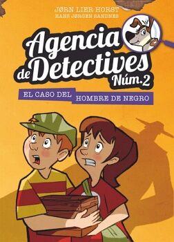 AGENCIA DE DETECTIVES NUM.2 -EL CASO DEL HOMBRE DE NEGRO-