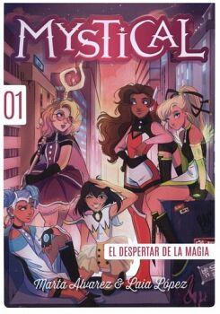MYSTICAL -EL DESPERTAR DE LA MAGIA-       (01)