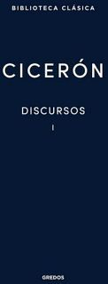 DISCURSOS I                        (EMPASTADO/BIBLIOTECA CLASICA)