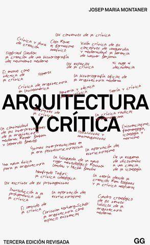 ARQUITECTURA Y CRITICA 3ED.