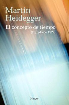 CONCEPTO DEL TIEMPO, EL (TRATADO DE 1924)