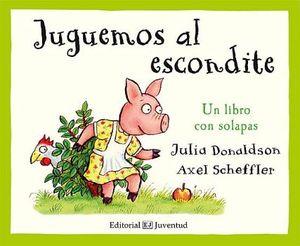 JUGUEMOS AL ESCONDITE                     (CARTONE)