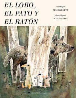 LOBO, EL PATO Y EL RATON, EL              (EMPASTADO)