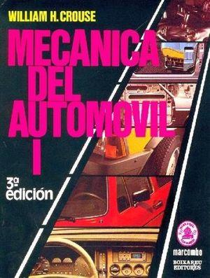 MECANICA DEL AUTOMOVIL 3ED. 2 VOLS. -NVA.PRESENTACION-
