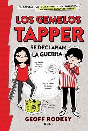 GEMELOS TAPPER SE DECLARAN LA GUERRA, LOS (EMP.)