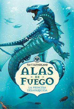 ALAS DE FUEGO (2) -LA HEREDERA PERDIDA-   (EMPASTADO)