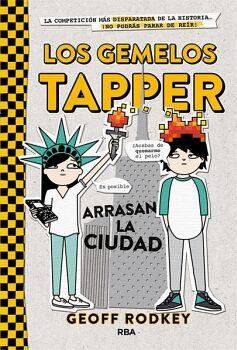 GEMELOS TAPPER, LOS -ARRASAN LA CIUDAD-