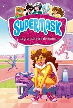 SUPERMASK 4 -LA GRAN CARRRERA DE EMMA-    (EMPASTADO)