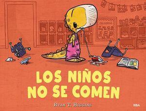 NIÑOS NO SE COMEN, LOS                    (EMPASTADO)