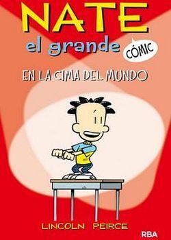 NATE EL GRANDE (1) -EN LA CIMA DEL MUNDO- (COMIC)