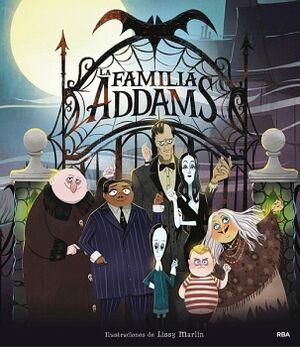 FAMILIA ADDAMS, LA                        (EMPASTADO)