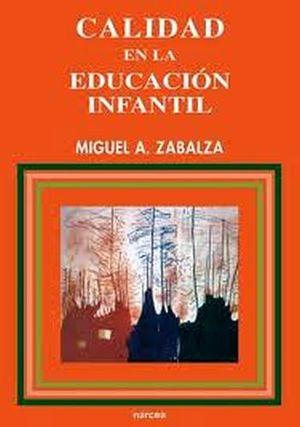 CALIDAD EN LA EDUCACION INFANTIL