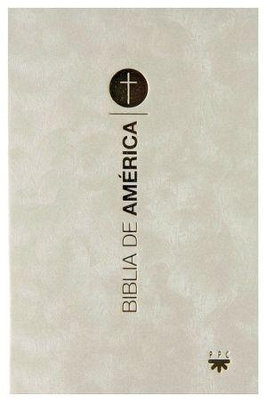 BIBLIA DE AMERICA (BOLSILLO)   -NACARADA-