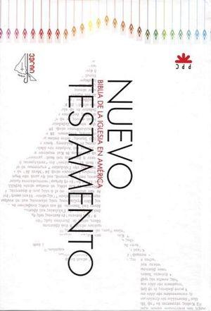 NUEVO TESTAMENTO -BIBLIA DE LA IGLESIA EN AMERICA-