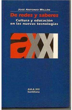 DE REDES Y SABERES                   (AULA XXI)