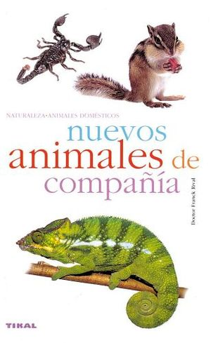 NUEVOS ANIMALES DE COMPAÑIA