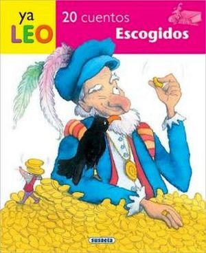 20 CUENTOS ESCOGIDOS         -YA LEO-