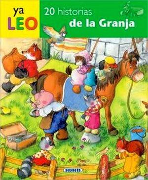 20 HISTORIAS DE LA GRANJA    -YA LEO-