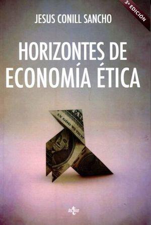 HORIZONTES DE ECONOMIA ETICA 3ED.
