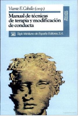 MANUAL DE TECNICAS DE TERAPIA Y MODIFICACION DE CONDUCTA