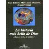 HISTORIA MAS BELLA DE DIOS, LA  (COL. ARGUMENTOS)
